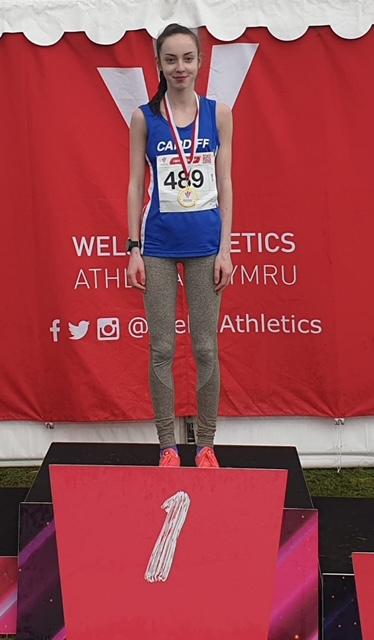 U15 Cross Country Champion