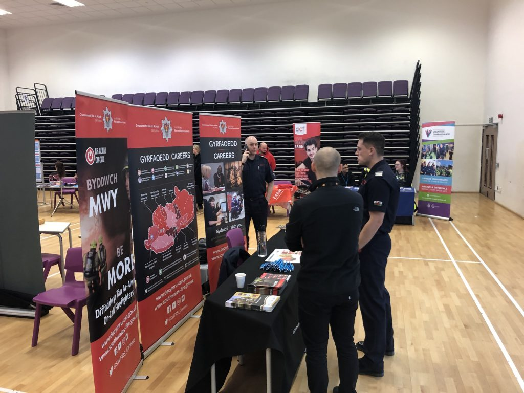 CCYD Careers Fayre / Option Evening